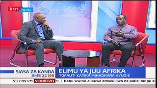 Siasa za Kanda: Elimu ya juu Afrika-sehemu ya pili
