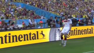 All 18 Germany Goals in World Cup 2014 - dooclip.me