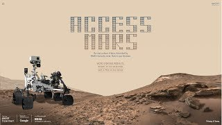 Виртуальный 3D тур по Марсу