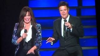 Donny & Marie Medley  Beautiful life