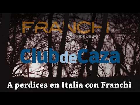 A perdices en Italia con Franchi