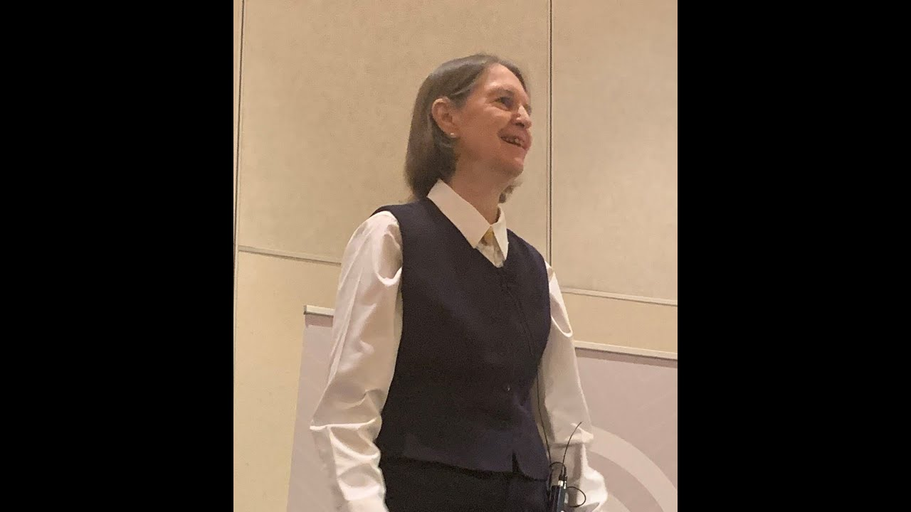 Diane Miller, JD at NSP Convention, Las Vegas, Sept 2019