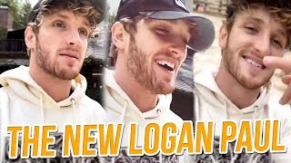 "Logan Paul on why he is not vlogging anymore (""will be back soon"")"