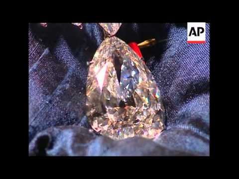 Auction houses prepare for sale of stunning diamonds
