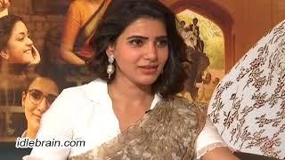 Keerthi Suresh Samantha Interview About Mahanati Movie