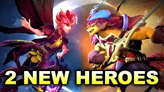 hmongbuy net dota 2 two new heroes the dueling fates update