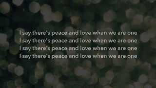 PEACE AND LOVE Joyce Ejiogu Official lyrics Video