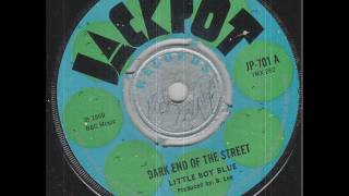 LITTLE BOY BLUE: DARK END OF THE STREET