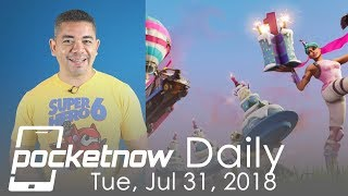 Fortnite for Android device list, iPhone X Plus video & more - Pocketnow Daily