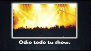 Jon Foreman - Instead Of A Show (Traduccion Español)