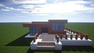 Minecraft Spielen Deutsch Minecraft Cooles Haus Bauen Anleitung Bild - Minecraft cooles haus bauen anleitung