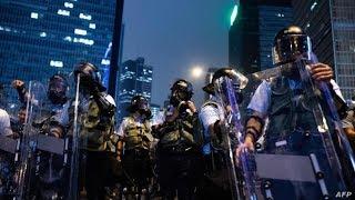 6/13 时事大家谈:肉体挡警棍催泪弹,香港青年的绝望与抗争