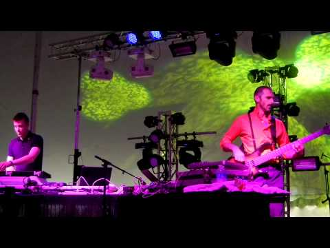 Up Until Now feat. David Murphy of STS9- People to People/Obama Nation @ Camp Bisco 10, 2011