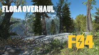FO4 FLORA OVERHAUL ''A FOREST'' by Oynlen