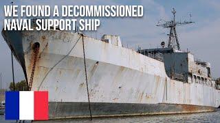 URBEX | Erkundung eines Marineschiffs
