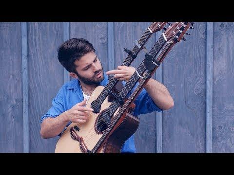This Special Guitar Creates a Unique Sound