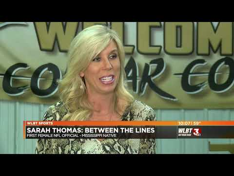 Sarah Thomas: Between the lines