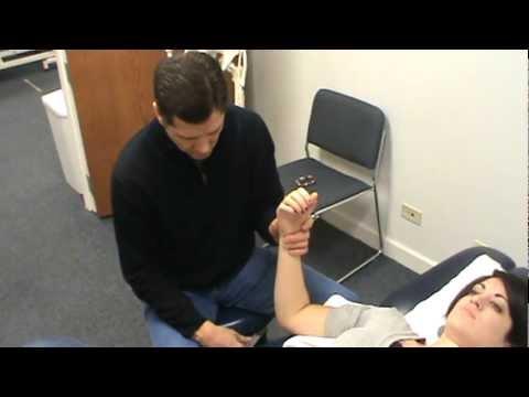 Behandlung von zervikaler Plexus