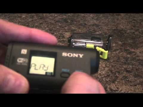 Review Sony HDR-AS30V actioncam action cam
