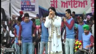 (2) Chauke (Bathinda) Labh Heera Live 17 Jan 2016