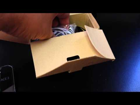SAMSUNG GALAXY ACE 3 S7270 / S7275 / S7272 Unboxing Video - in Stock at www.welectronics.com