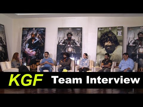 KGF Movie Team Interview With Anchor Shilpa