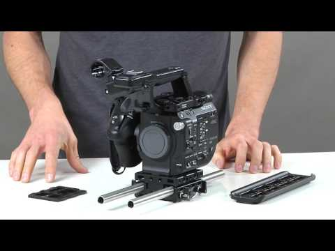 Wooden Camera Sony FS5 Unified Accessory Kits