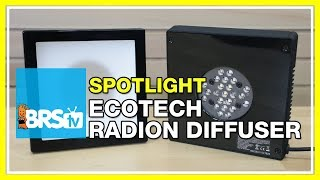 FAQ #27: Next generation LED reef tank lighting with EcoTech Radion Diffusers | BRStv Spotlight