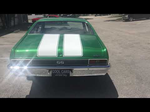 Video of '72 Nova located in Florida - $24,500.00 Offered by Cool Cars - PWF6