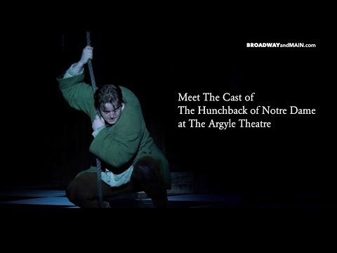 Meet the Cast of The Hunchback of Notre Dame at The Argyle Theatre