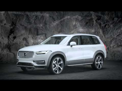 Volvo Cars All-New XC90 – Styling Kits and Accessories
