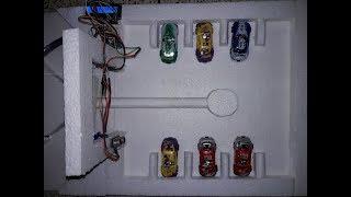 smart car parking system using arduino uno - मुफ्त