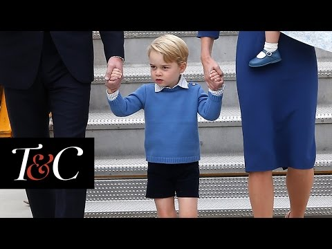 Here's Why Prince George Is Always Wearing Shorts | Town & Country Mp3