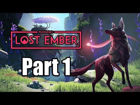 Gameplay de Lost Ember