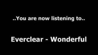 Everclear - Wonderful