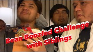 BEAN BOOZLED CHALLENGE WITH SIBLINGS!