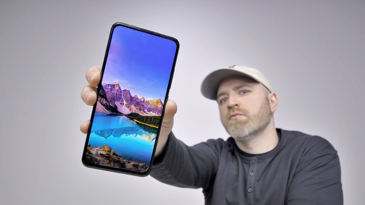 The New Notch-Less Smartphone thumbnail