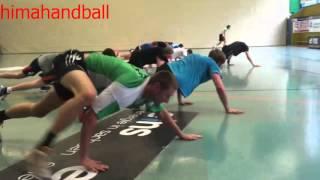 Physical preparation Handball