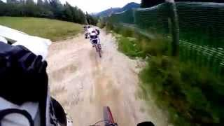preview picture of video 'Semmering BikePark 2014'