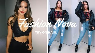 FASHION NOVA TRY ON HAUL