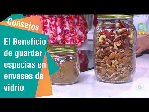 , title : 'El beneficio de guardar sus especias en envases de vidrio | Consejos para usted