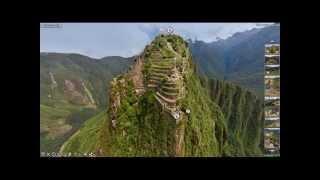 Ancient Spectacular Machu Picchu 360° - AirPano