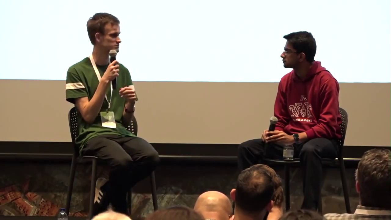 """If we want crypto to get more adoption, it has to be by providing real value to people"" - Vitalik"