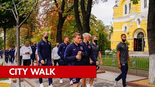 Stadswandeling   AZ in Kiev