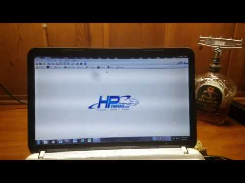 HP Tuners. ZF 8 speed auto tuning software. A quick overview