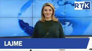 RTK3 Lajmet e orës 11:00 21.01.2020