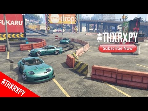 GTA 5 ONLINE - BANSHEE 900R! SESSION WITH SMOOV MOV SIDE SLIDES DRIFTING LS [THXRXPY] (XB1)