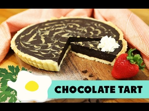 Video Resep Kue Coklat Tart (Chocolate Tart Recipe Video)