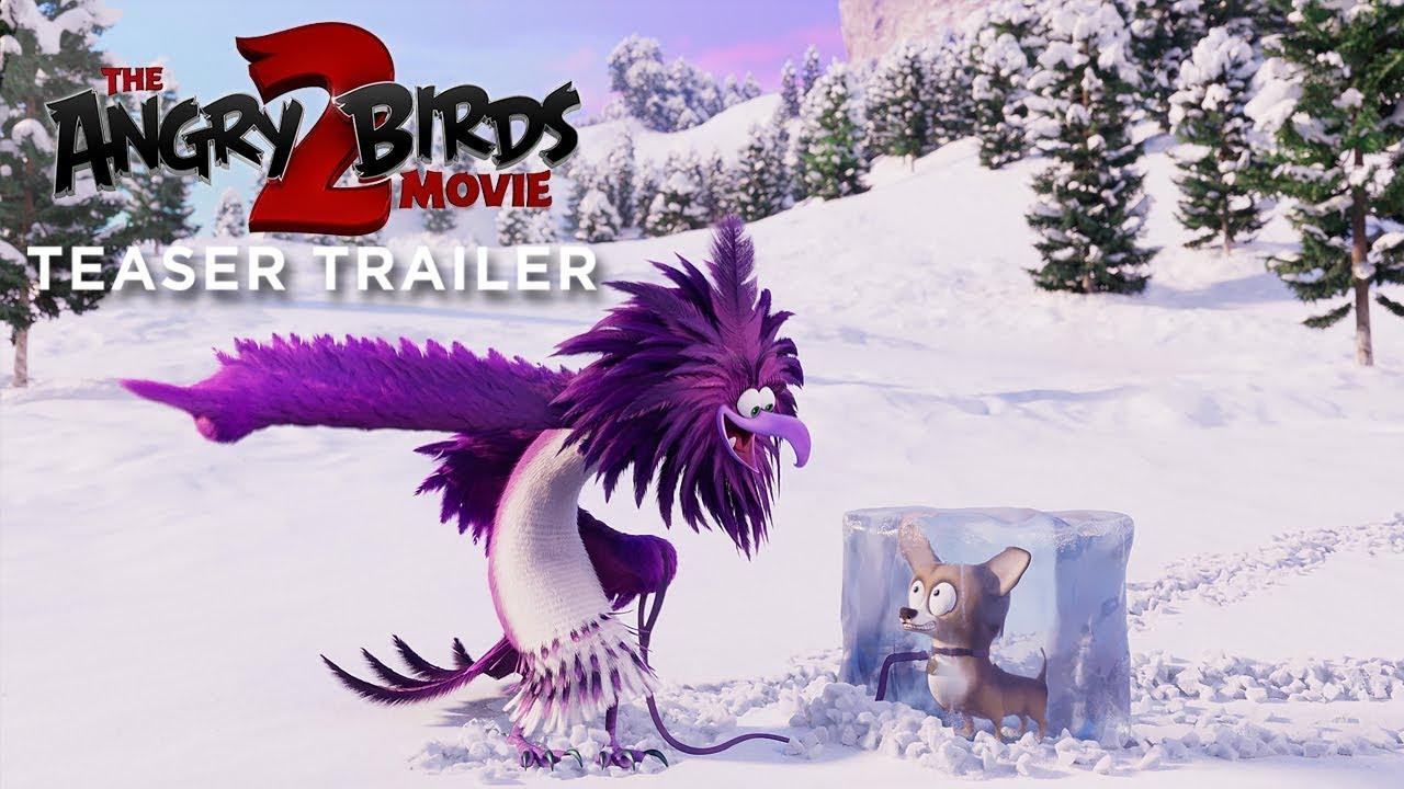 Trailer för The Angry Birds Movie 2