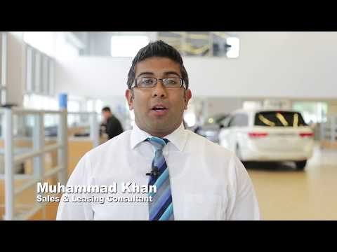 Sales and Leasing Consultant Muhammad Khan
